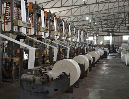 PP Strap Roll Manufacturer